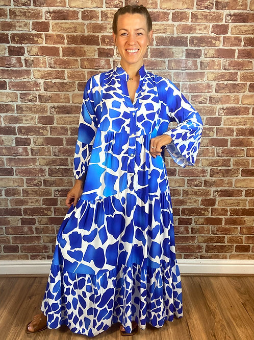 Giraffe Glam Dress