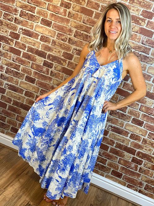 Adelfa Dress
