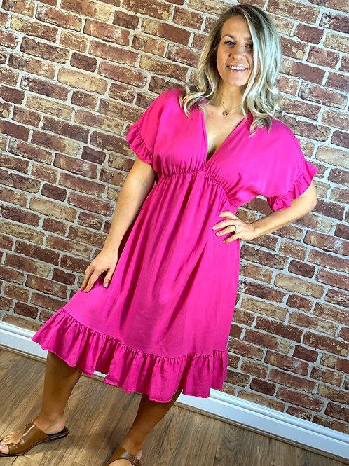Frill Chloe Dress