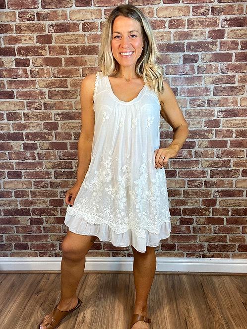 'Too Pretty' Lace Dress
