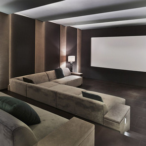 10 Essential Elements of a Home Theater