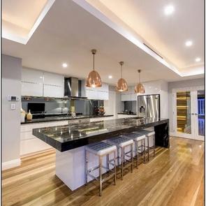 120 elegant and luxury kitchen design id