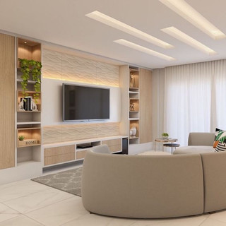 20+ Amazing False Ceiling Living Room Id