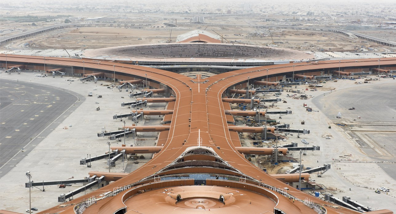 KING ABDUL AZIZ AIRPORT