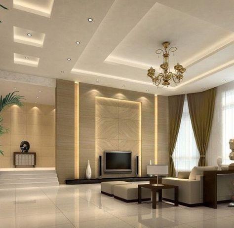 34 Excellent Contemporary Living Room De