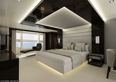 Inside the most extravagant yachts at th