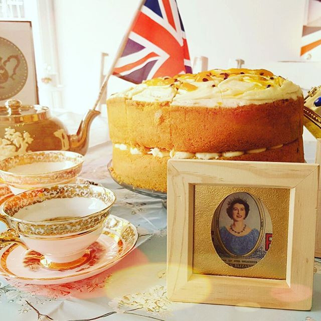 Vintage Royal Tearoom