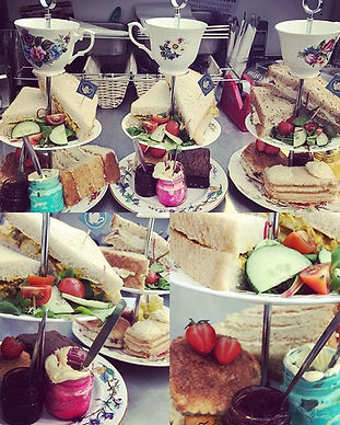 Our High Tea is always a great lunch opt