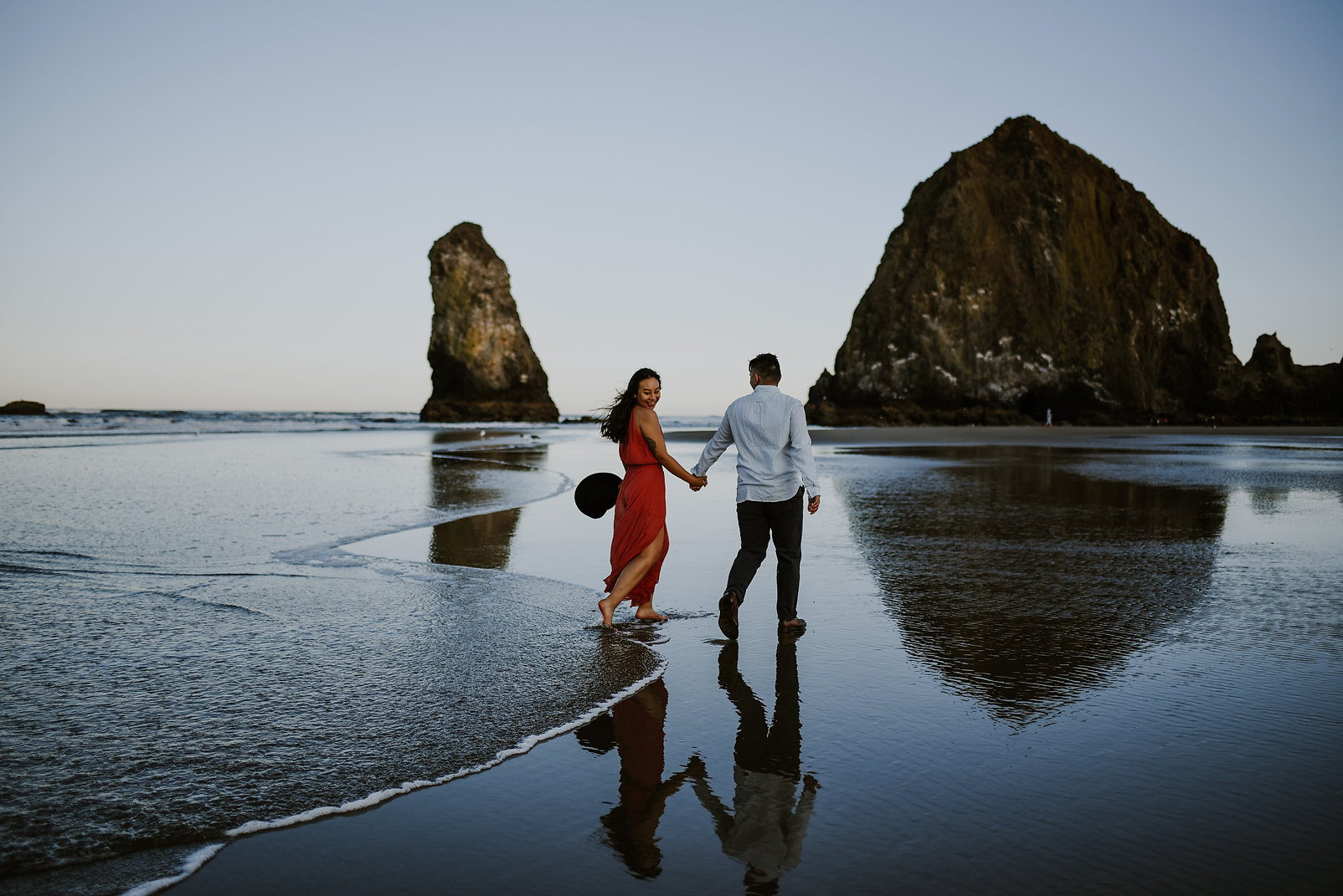 Oregon Engagement