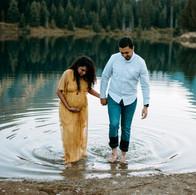 Gold Creek Pond Maternity Session