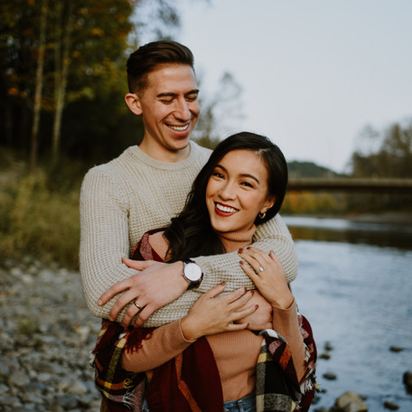 WA | NORTH BEND | ADVENTUROUS LOVE | JOY+ZACH