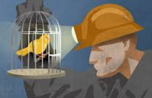 Backlog is the Canary in a Coalmine. An early warning system.