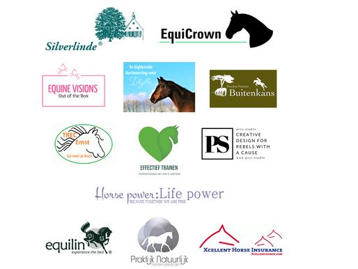 Meet onze sponsors!