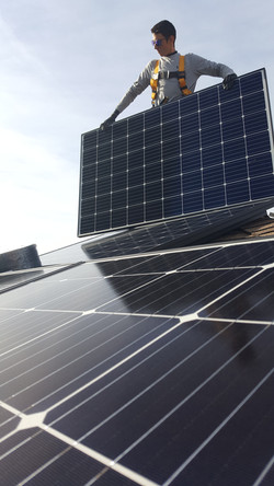 Mississauga Solar Installation