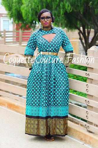 Winie Maxi Dress