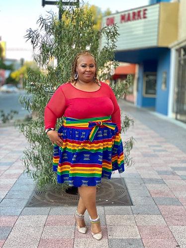 Yasmin Midi Skirt
