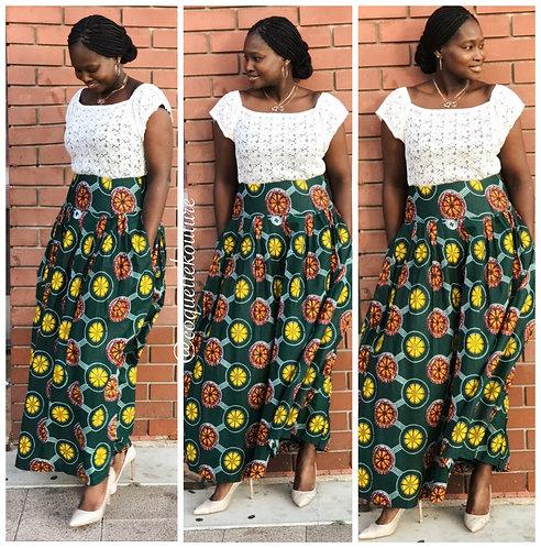 Kabie Maxi Skirt