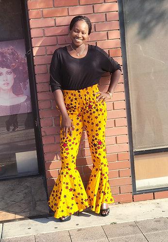 Agoma Yellow Pant