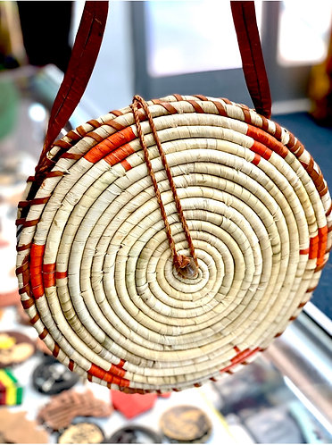Antou straw bag