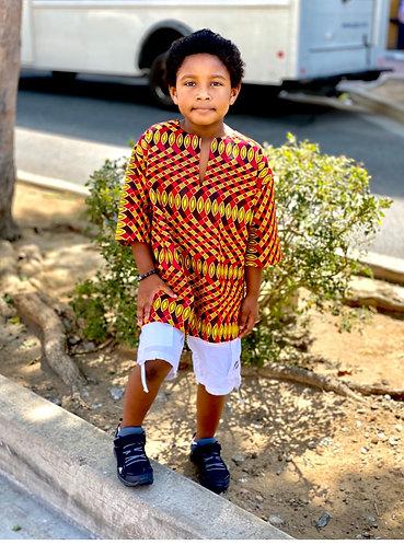 Kaba Boy Shirt