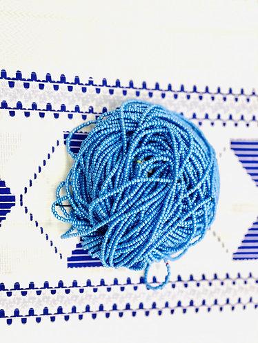 Baby Blue Waist Bead
