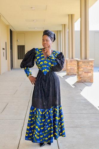 AngelinaK Maxi Dress