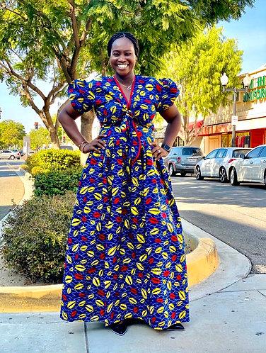 Afia  Maxi Skirt