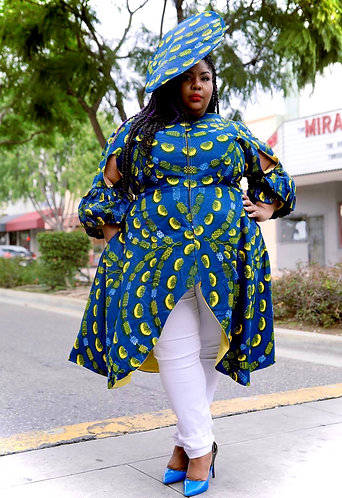 Queenfy Tunic  Top