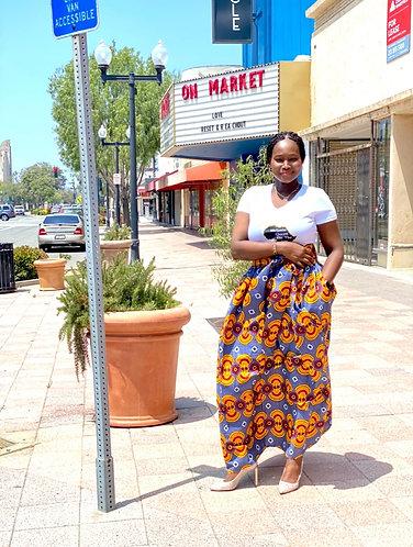 Tatie  Maxi Skirt