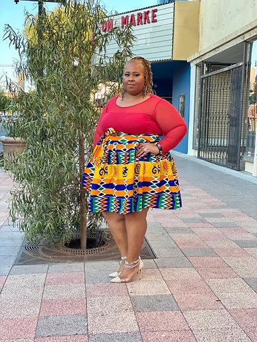 Aminah Midi Skirt