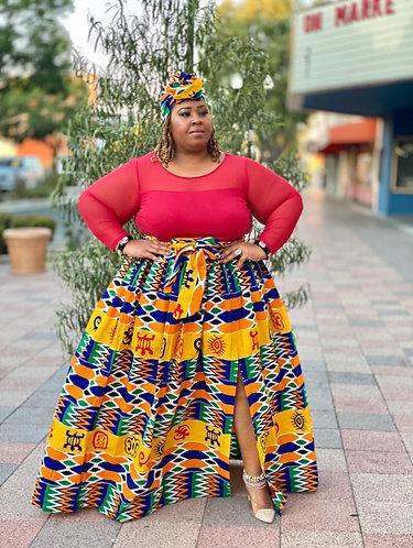 Aminah Maxi Skirt