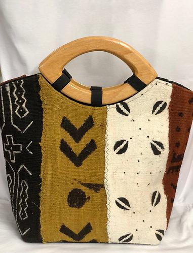 Mud Cloth Handbag