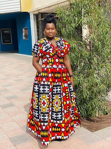Kamala Maxi Skirt