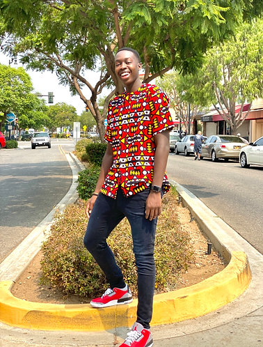 Dakar Man Shirt