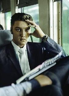 Elvis Presley 3D lenticular poster wall