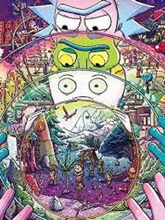 Rick and Morty Multiverse.jpeg