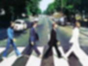 The Beatles 3D lenticular poster wall ar