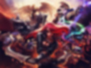 League of Legends 3D lenticular poster w