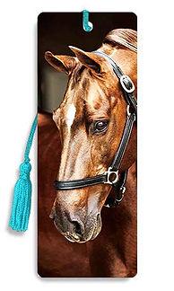 Brown Horse 3D Bookmark.jpg