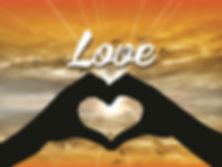 LOVE Hands 3D lenticular poster wall art