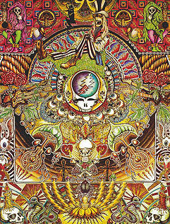 Grateful Dead (The Dharma of the Gratefu
