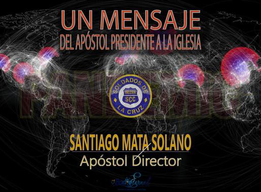 Un Mensaje de Motivación y Esperanza: Ap. Santiago Mata