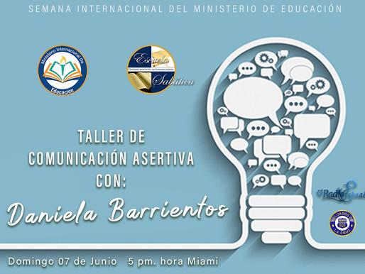 SEMANA INTERNACIONAL DEL MINISTERIO DE EDUCACIÓN
