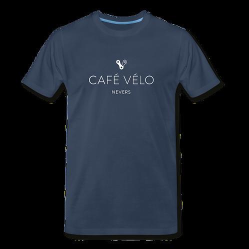 T-shirt Café Vélo homme