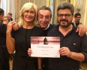 Il film Lo scambio vince il Premio Speciale della Giuria al festival Annecy Cinéma Italien.