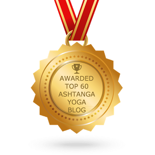Top60 Ashtanga Yoga Blog Award Panama