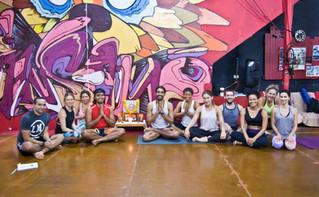 ¿Que ocurrió en nuestro último taller de Asthanga Yoga?