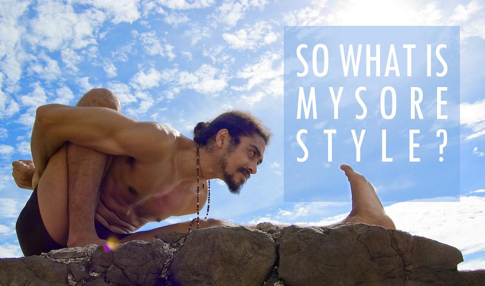 Mysore Style Ashtanga Yoga Panama Moonday Top5 velezyoga velez yoga