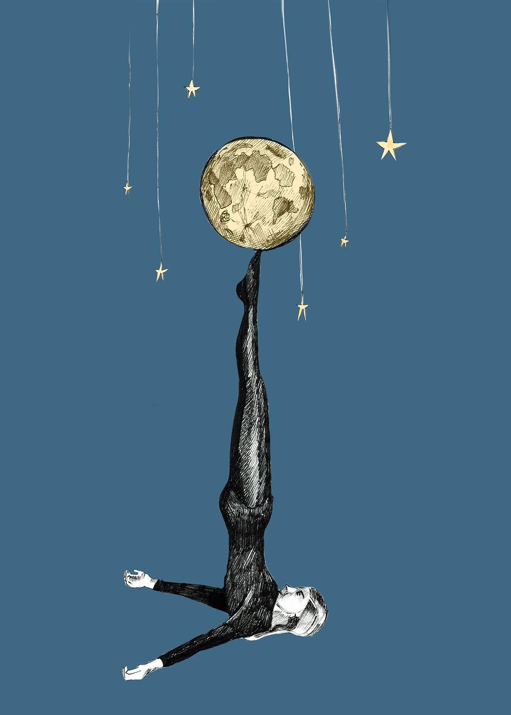 MANOLO YANES  Ashtanga Yoga Panama Moonday Horoscope Astrology Velezyoga Velez