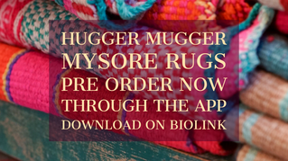 We are in Love with Hugger Mugger!